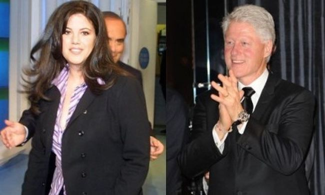 Μπιλ Κλίντον: «Δεν ζήτησα συγγνώμη από τη Μόνικα και… δεν μετανιώνω» (vid)