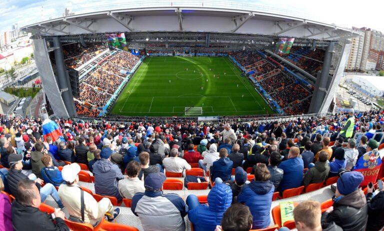 Έρευνα της FIFA για τις άδειες θέσεις στο Αίγυπτος-Ουρουγουάη