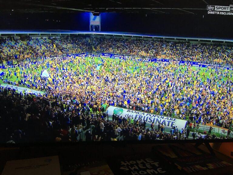 Στη Serie A η Φροζινόνε! (vid)