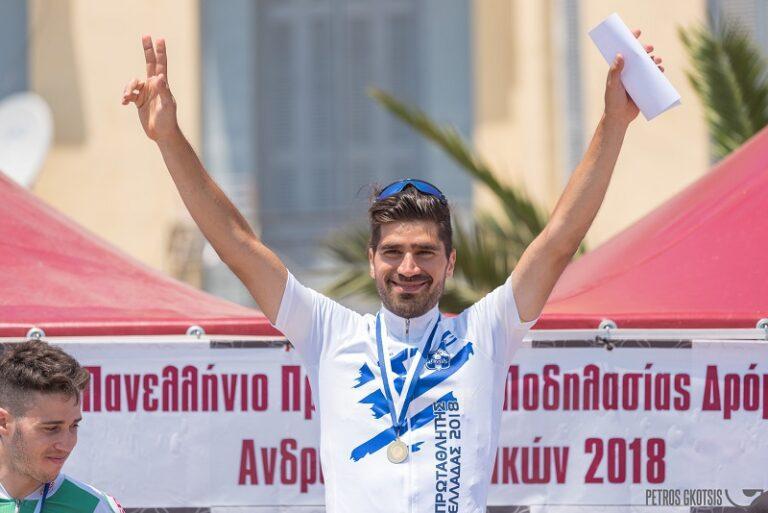Πρωταθλητές ο Πολυχρόνης Τζωρτζάκης και η Αργυρώ Μηλάκη