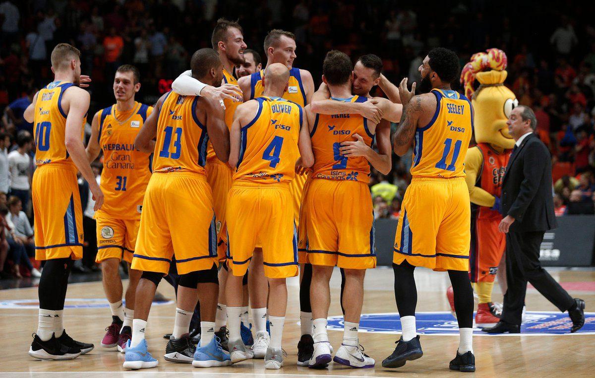 Και ημιτελικά στην ACB και Euroleague η Γκραν Κανάρια (vid)