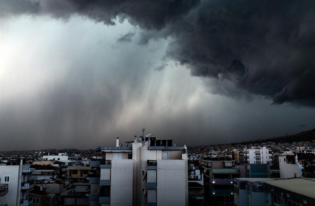 Έκτακτο δελτίο καιρού: Έρχoνται θυελλώδεις άνεμοι και χιόνια! - Sportime.GR