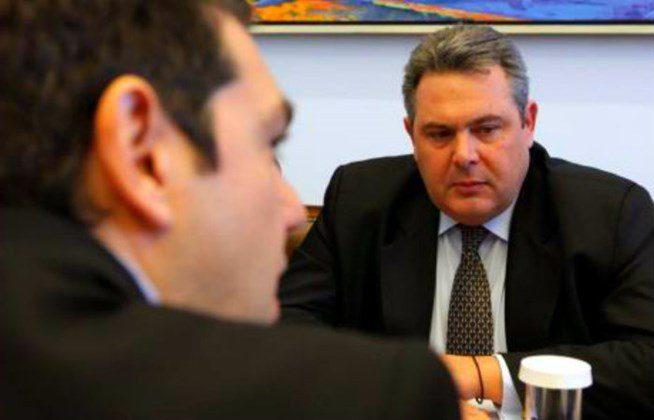 Καμμένος: «Ο βουλευτής Παπαδόπουλος του ΣΥΡΙΖΑ μου ζητούσε ρουσφέτια»