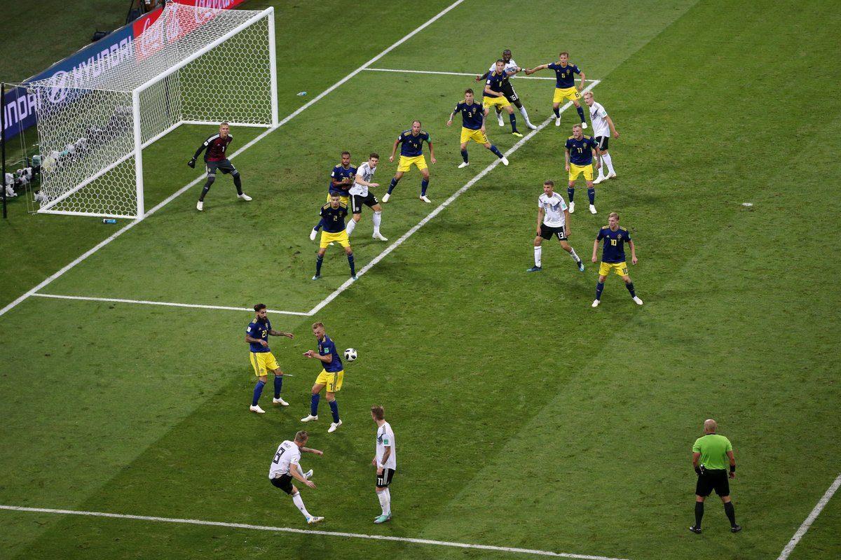 Ο «σεσημασμένος» Κρόος και η γεωμετρία στο ποδόσφαιρο (vids)
