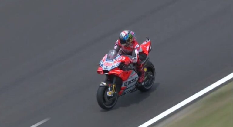 Νικητής ο Λορένθο και η Ducati στο επεισοδιακό Καταλανικό GP