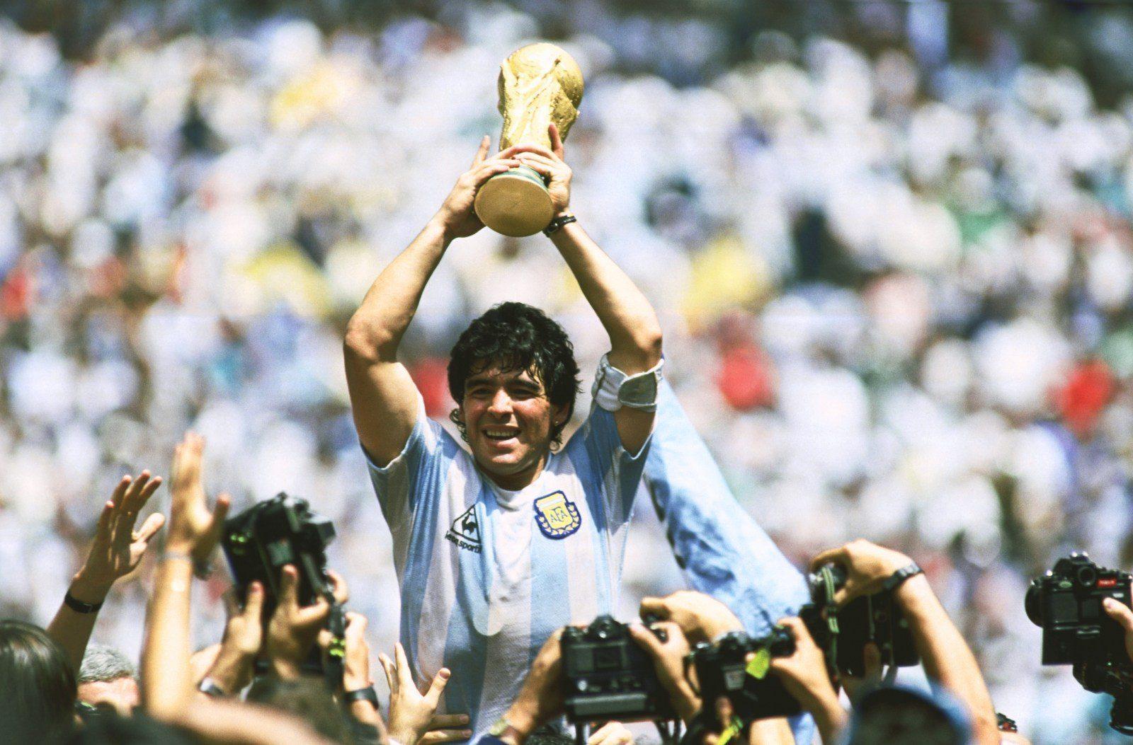 Μεξικό 1986: Το Mundial του «Θεού»