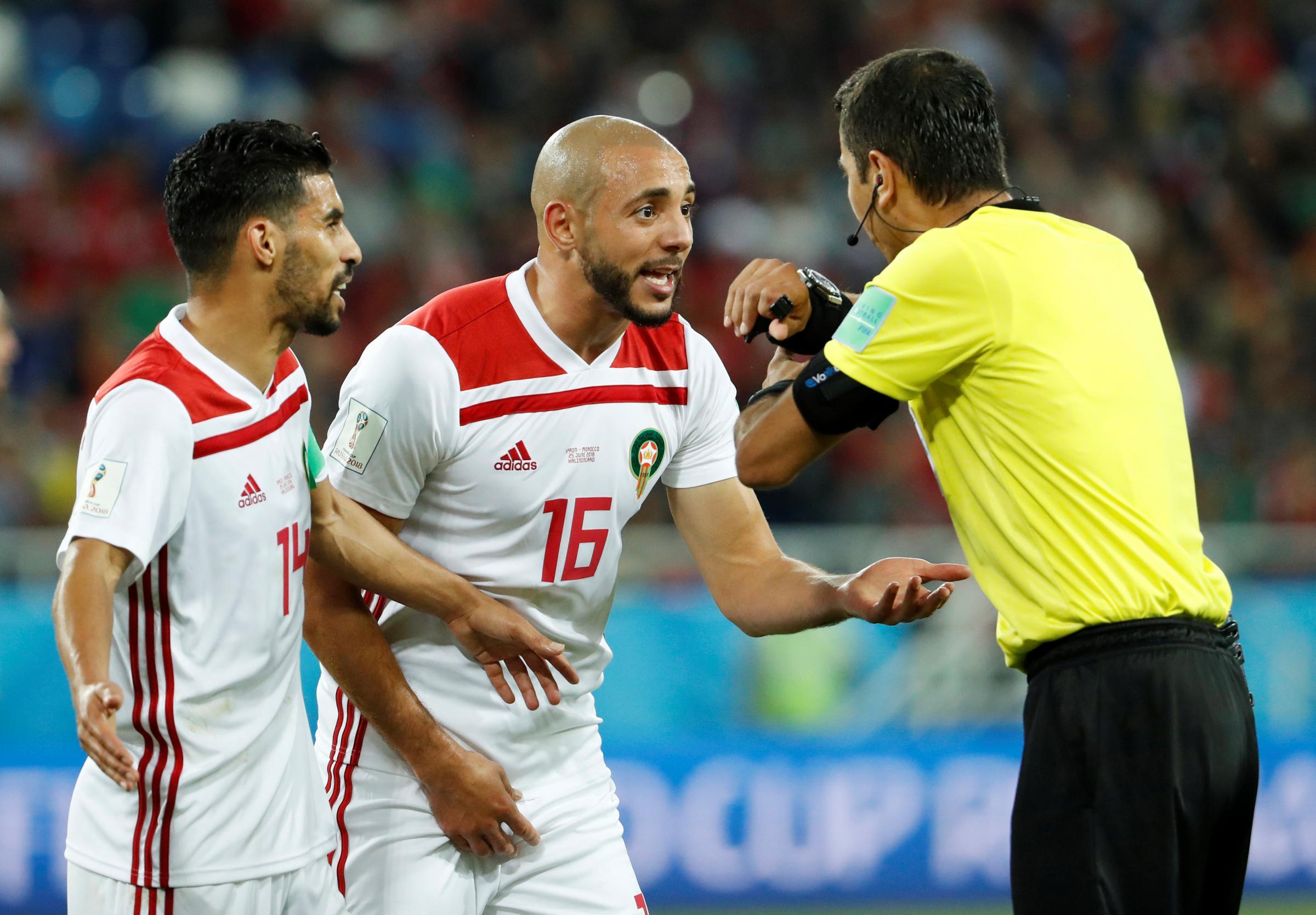 Διαμαρτυρία του Μαρόκο στη FIFA με όλες τις φάσεις που θεωρεί πως αδικήθηκε - Sportime.GR