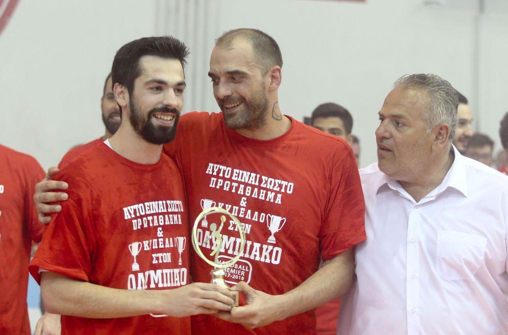 Τζηράς και Τσιλιμπάρης οι MVP - Sportime.GR
