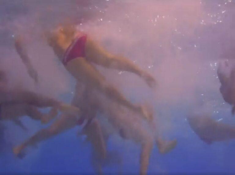 Μαγικό βίντεο: Αλύπητο… ξύλο κάτω από το νερό στο Ολυμπιακός – Προ Ρεκό!