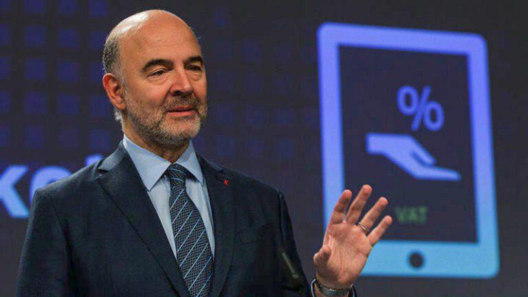Μοσκοβισί για ελληνικό χρέος: «Τα εμπροσθοβαρή μέτρα είναι το καθοριστικό στοιχείο»