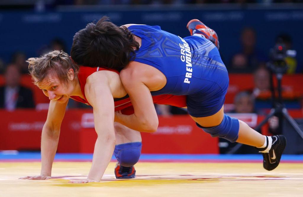 Παγκόσμιο πρωτάθλημα πάλης: Με τέσσερις στην Βουδαπέστη