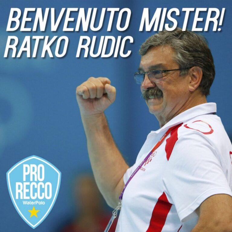Ο σπουδαίος Ρούντιτς προπονητής στη Ρέκο