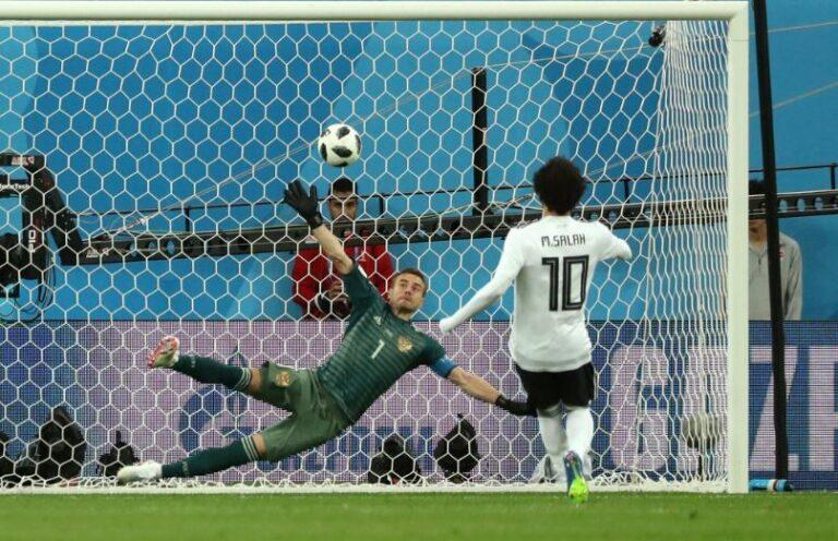 Γκολ για την Αίγυπτο μετά το 1990