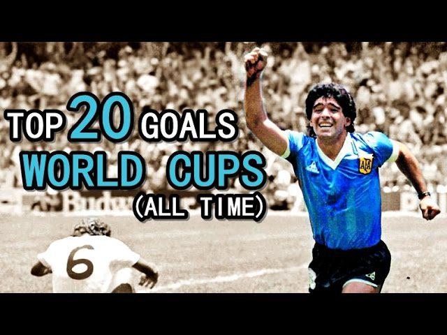 Δείτε τα 20 καλύτερα γκολ που σημειώθηκαν ποτέ σε Μουντιάλ!