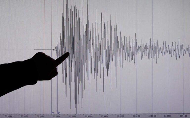 Σεισμός 4,3 Ρίχτερ στην Πελοπόννησο