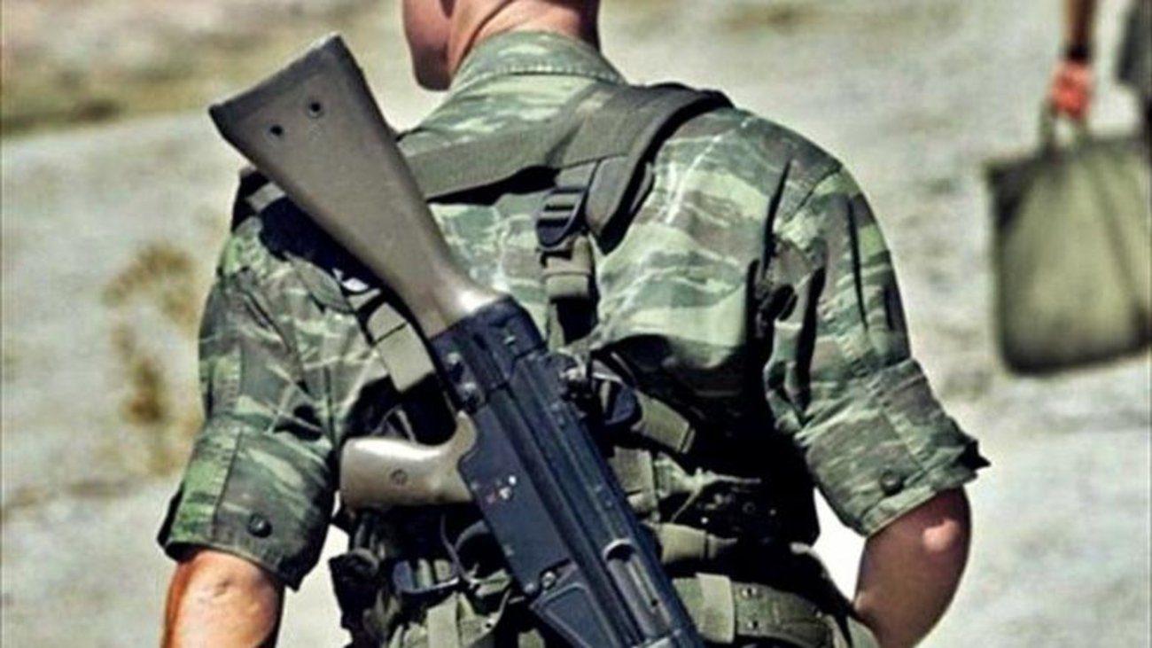 Κρήτη: Στρατιώτης άνοιξε πυρ και προσπάθησε να διαφύγει (vid)