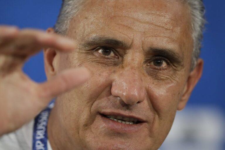 Τίτε: «Υπάρχει πίεση, γιατί όλοι κοιτούν τη Βραζιλία»