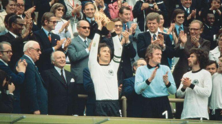 Δ. Γερμανία 1974: Total… «πάντσερ»