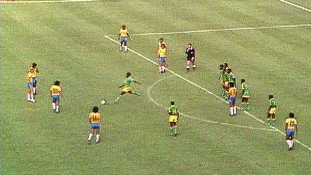 Όταν η Βραζιλία έσωσε τους παίκτες του Ζαΐρ (vid)