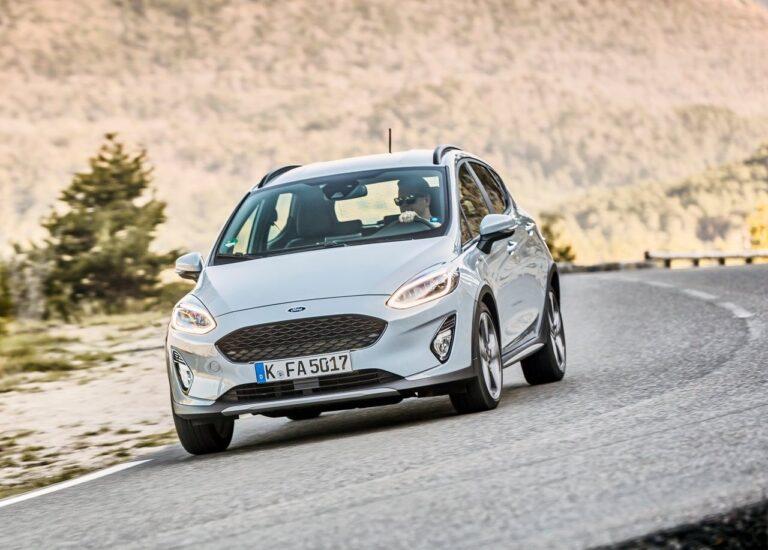 Ford Fiesta Active: Γιορτή για κάθε τερέν