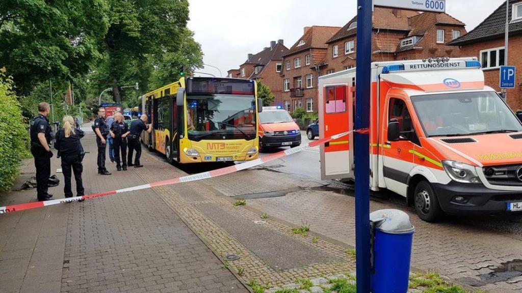 Επίθεση με μαχαίρι σε λεωφορείο στη Γερμανία!