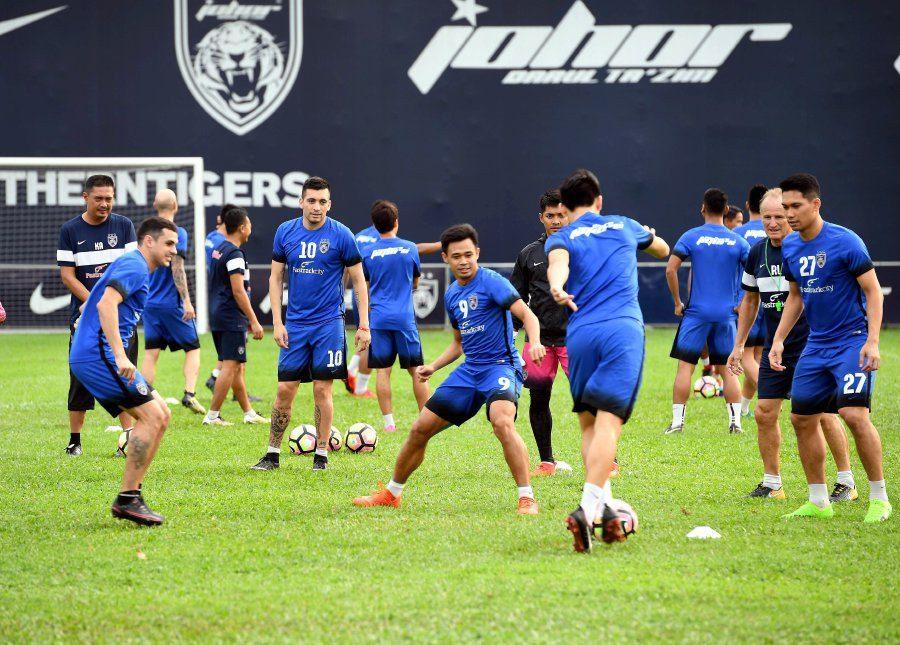 Μαλαισία σημαίνει (πολλά) γκολ!