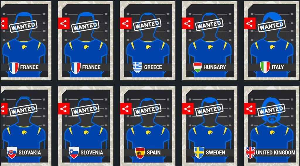 Η πιο βρόμικη Λίγκα της Ευρώπης! Κανονικοί εγκληματίες