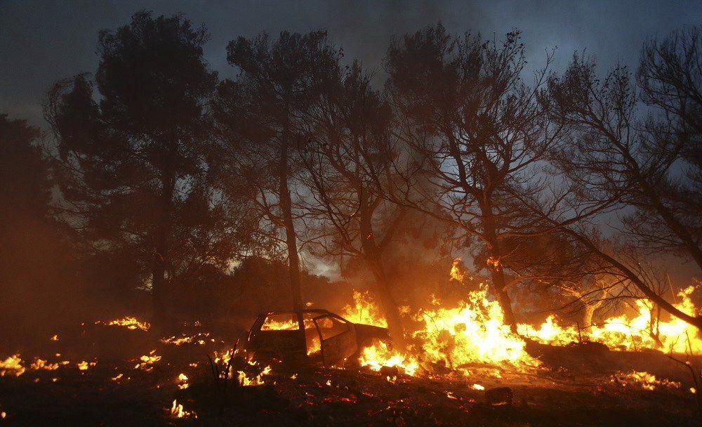 Τα συλλυπητήρια της ΕΟΚ για τα θύματα της φωτιάς