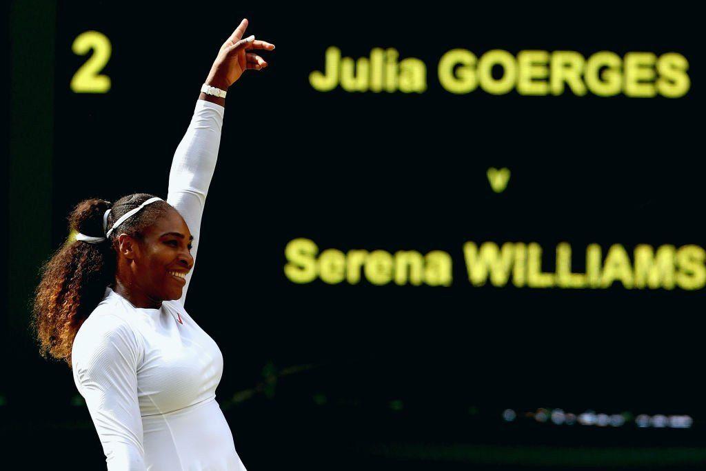 Στον τελικό του Wimbledon η Γουίλιαμς