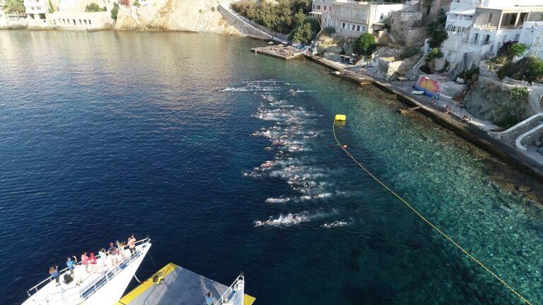 Mεγάλη επιτυχία το 3ο Trimore Syros Triathlon (vid)