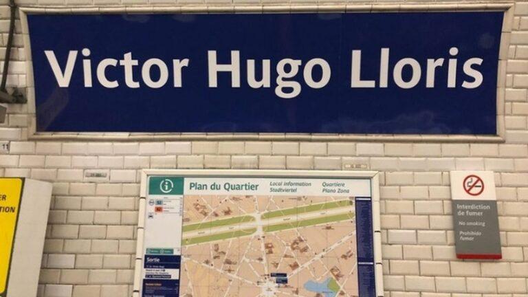 Και το όνομα αυτού του σταθμού: Βίκτορ Ουγκό… Γιορίς