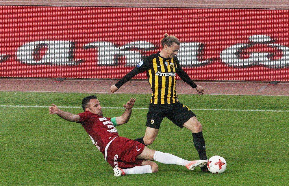 Αποχαιρέτησε τον Αγκάνοβιτς η ΑΕΛ
