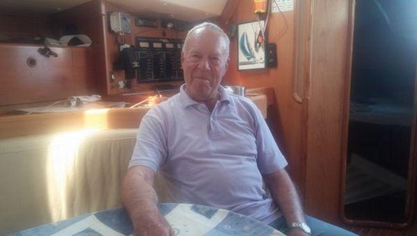 Παλικάρι στην κατοχή, ψυχή βαθιά στο πηδάλιο ο 88χρονος Στέλιος Μπόνας!