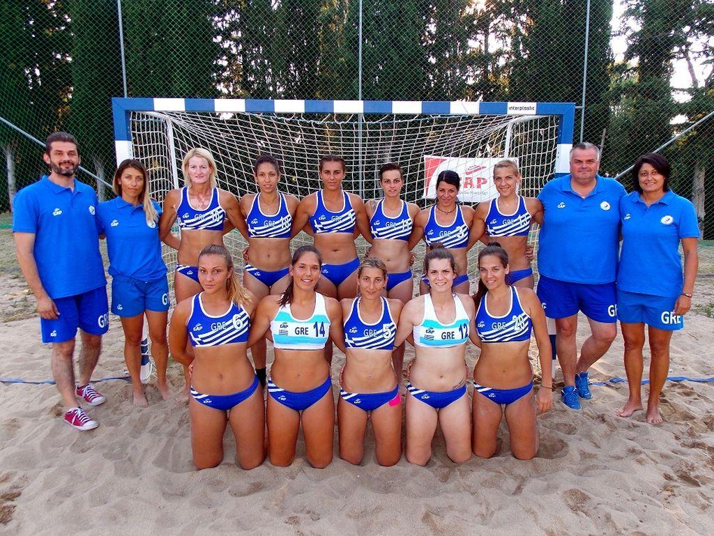 3b268ca7b7e Με μαγιό… για το Καζάν η Εθνική χάντμπολ | sportime.gr