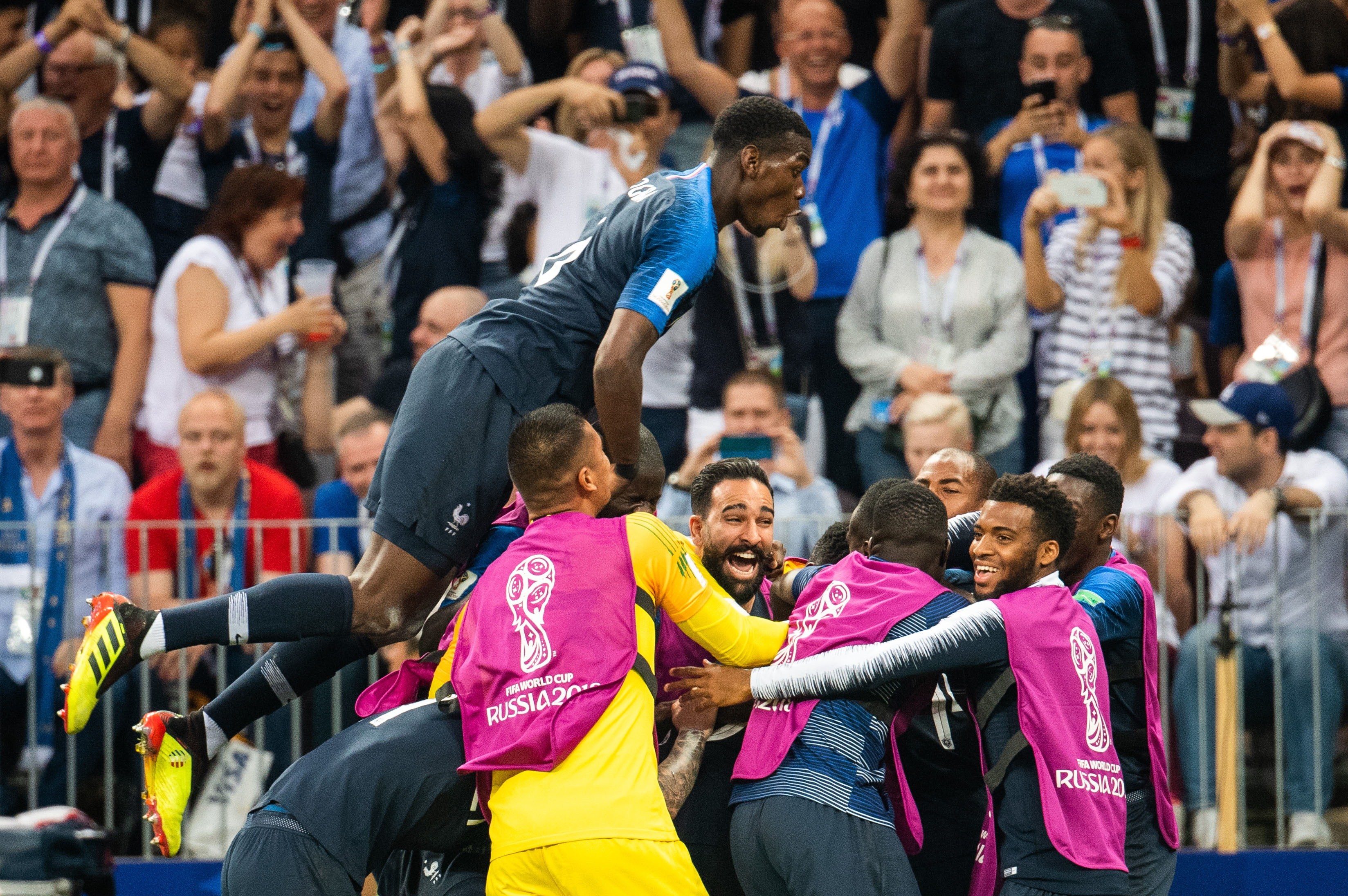 Vive la France! (pics+vids) - Sportime.GR