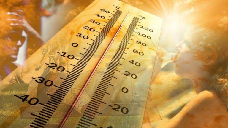 Ερχεται καύσωνας: Πώς θα αποφύγεις τη θερμοπληξία