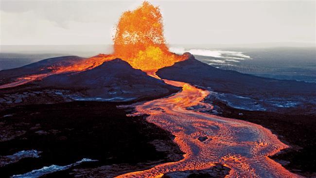 Χαβάη: Λίμνη…αγνοείται λόγω ηφαιστείου (vid)