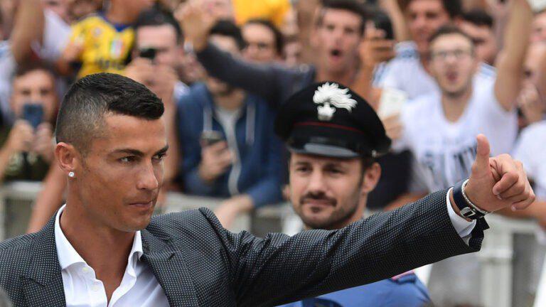 Πρόστιμο 19 εκατ. ευρώ, γλιτώνει τη φυλακή ο Κριστιάνο Ρονάλντο