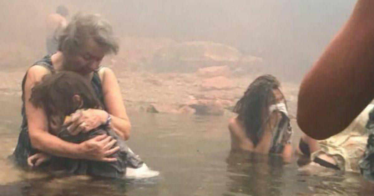 Η στιγμή της διάσωσης επιζώντα από τη φρεγάτα ΕΛΛΗ (vid)