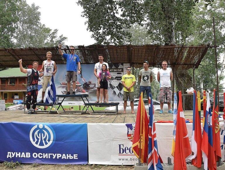 Δυο τρίτες θέσεις για τον Μεζίτη στο Βελιγράδι