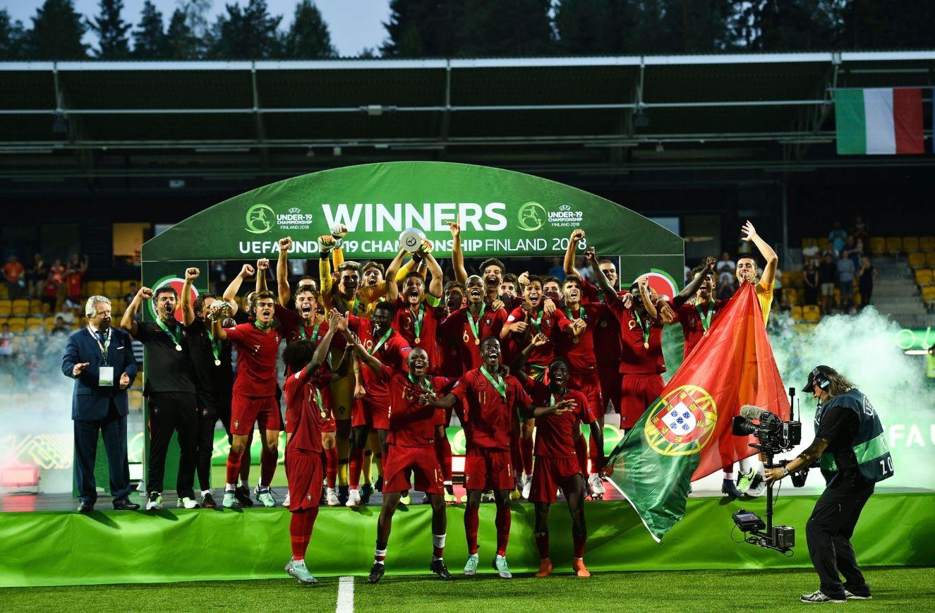 Πρωταθλήτρια Ευρώπης (και) U19 η Πορτογαλία