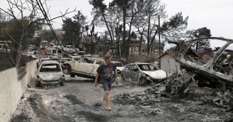 Δέκα εκατομμύρια ευρώ για την ανακούφιση των πυρόπληκτων δίνει η Βουλή