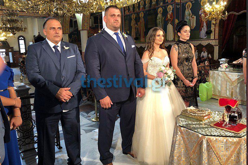 """Παντρεύτηκε το """"θηρίο"""" του Ιβάν Σαββίδη (pic+vid)"""