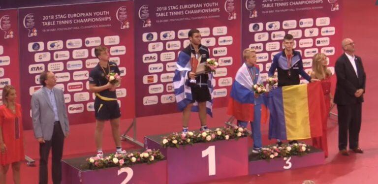 Πρωταθλητής Ευρώπης ο Σγουρόπουλος! (vid)