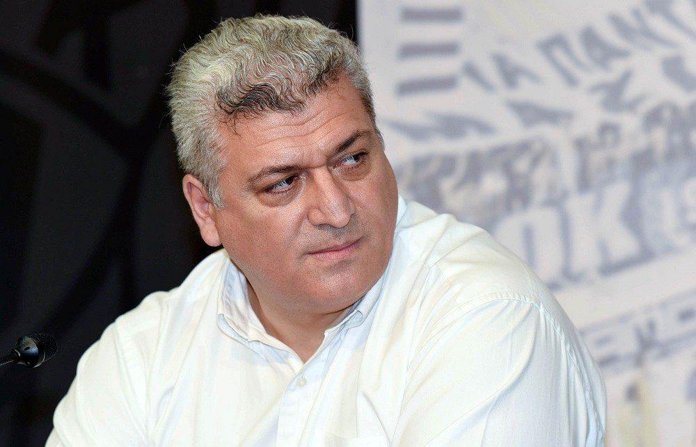 Ζουρνατζίδης: «Υπάρχουν μεγάλες προσδοκίες φέτος» (vid)