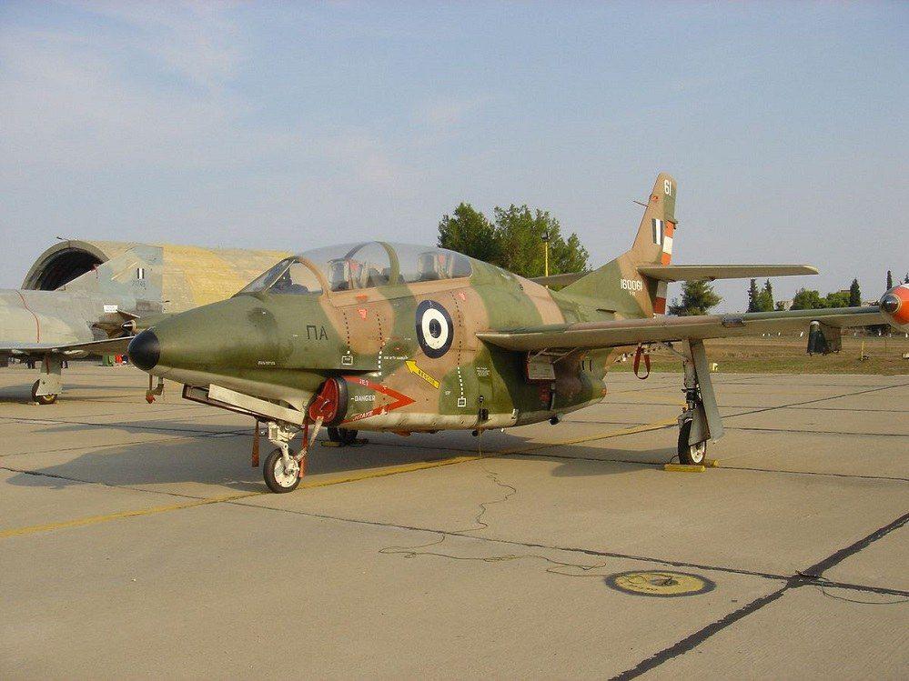 Τραγωδία: Νεκρός ο επισμηναγός του T-2