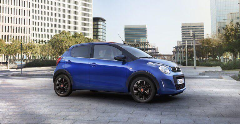 Δύο νέες ειδικές εκδόσεις αναδεικνύουν το χαρακτήρα του Citroën C1