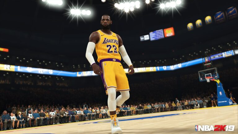 Ολα τα ratings του NBA2K19
