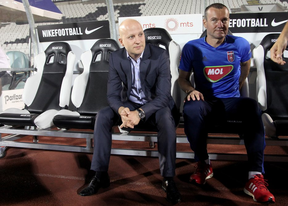 Νίκολιτς: «Δεν είναι ευχάριστο να αντιμετωπίζεις την ΑΕΚ»