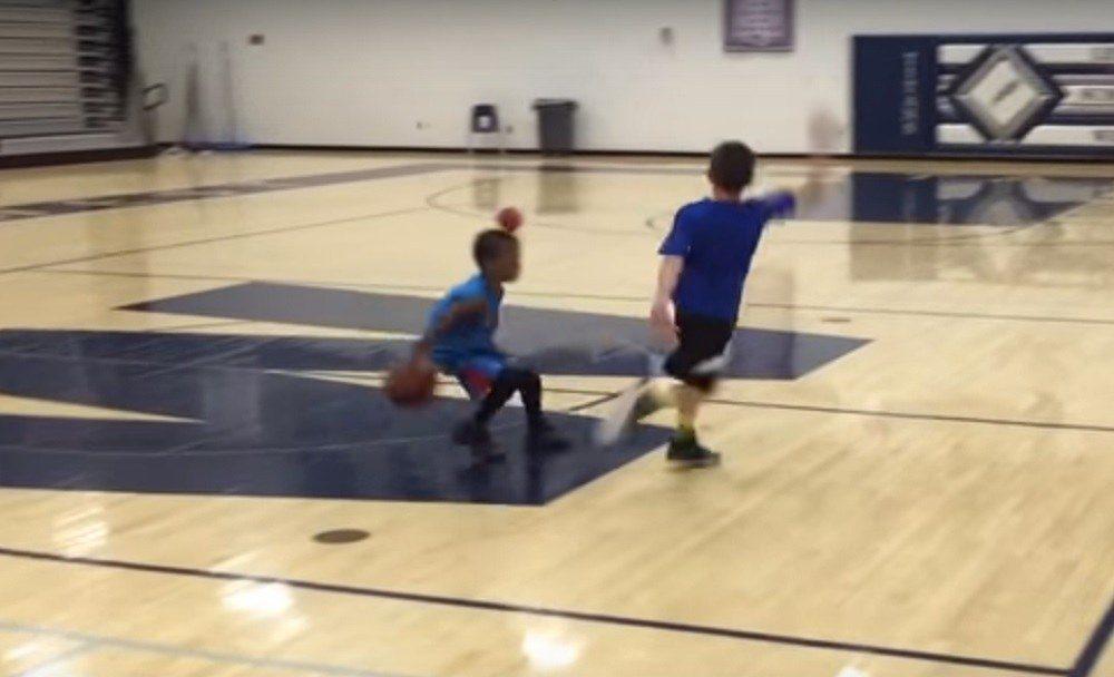 Ο 10χρονος που έχει… τρελάνει το NBA (vid)